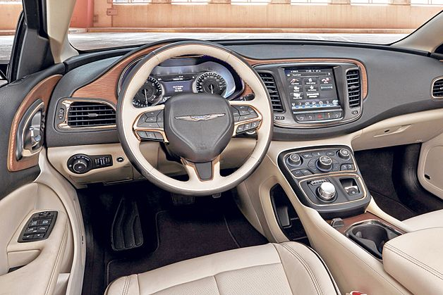 Owners Of The 300C Can Choose A Premium Mocha Leather Interior To Go Along  With Heated And Ventilated Front Seats. Thereu0027s Also The Option To Go With  A ... Amazing Ideas
