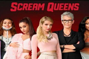 Scream Queens NEW