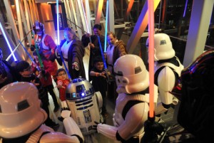 Duracell Powers Imaginations with Star Wars and Children's Miracle Network