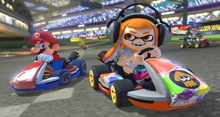 mario kart 8 deluxe, video game, sequel, racing, nintendo switch, coming soon, nintendo