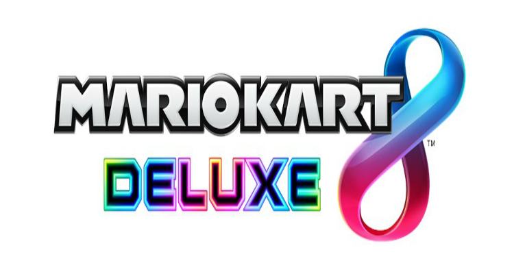 mario kart 8 deluxe, video game, racing, sequel, nintendo switch, coming soon, nintendo