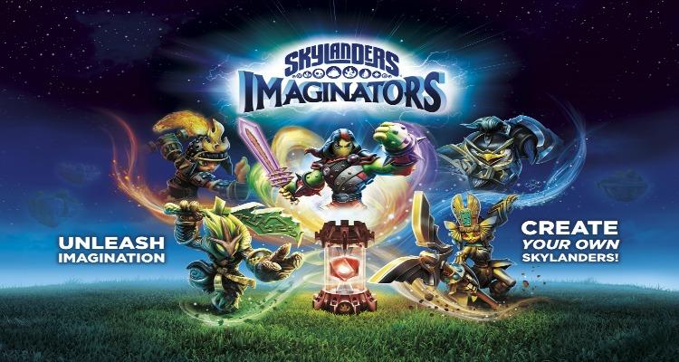 skylanders imaginators, video game, series, nintendo switch, coming soon, nintendo