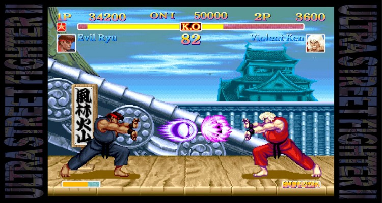 ultra street fighter 2, the final challengers, video game, nintendo switch, fighting, coming soon, nintendo