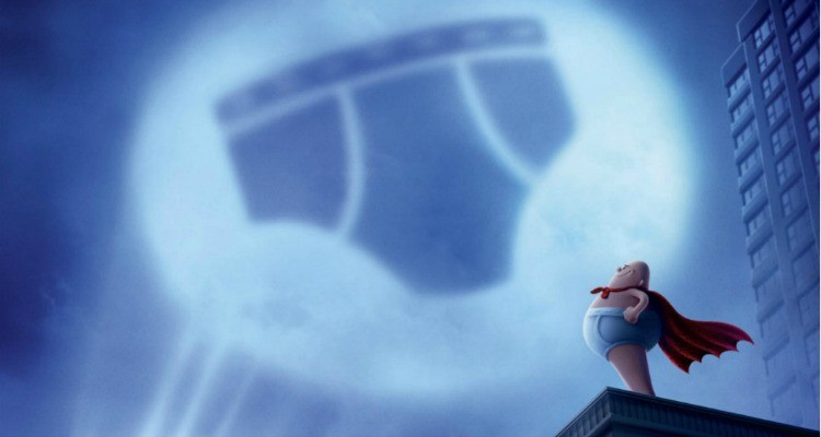 captain underpants, comedy, superhero, animated, adaptation, review, coming soon, dreamworks animation, 20th century fox