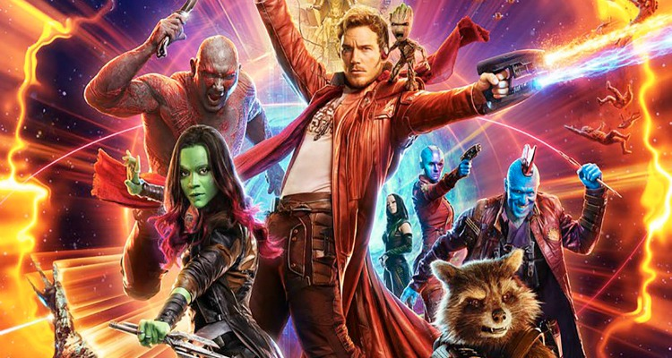 guardians of the galaxy vol 2, sequel, coming soon, marvel, trailer, james gunn, walt disney pictures