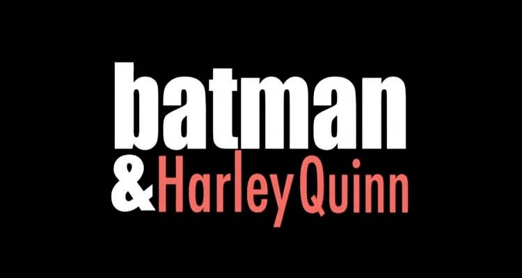 batman and harley quinn, animated, coming soon, dc entertainment, trailer, review, warner bros animation