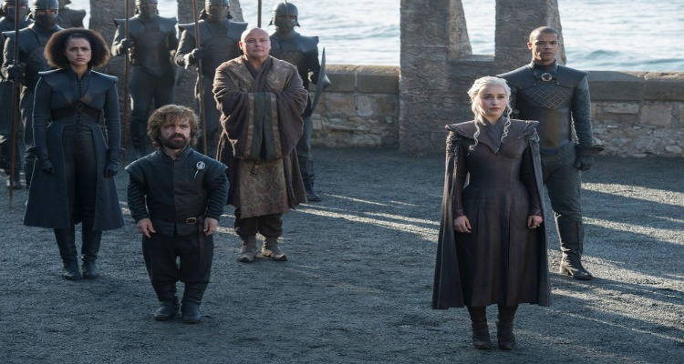 game of thrones, tv show, season 7, drama, fantasy, trailer, review, hbo