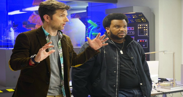 ghosted, tv show, comedy, coming soon, trailer, review, fox