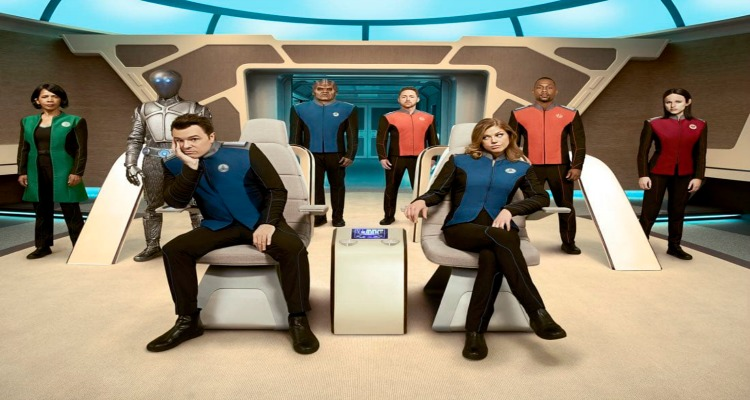 the orville, tv show, comedy, science fiction, coming soon, trailer, review, fox