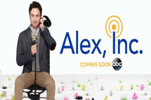 alex inc., tv show, coming soon, comedy, zach braff, trailer, review, abc