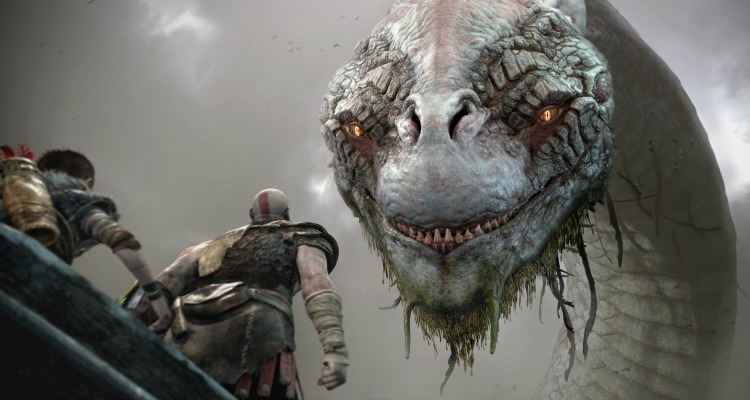 god of war, video game, sequel, action, adventure, e3 2017, gameplay, playstation