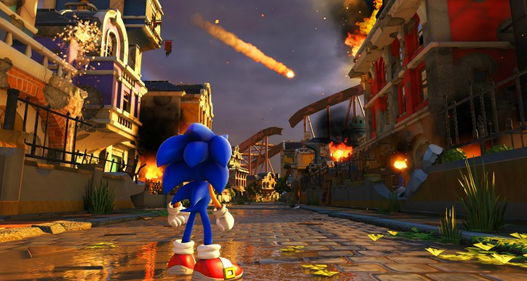 sonic forces, video game.action, sequel, coming soon, demo, nintendo switch, sega