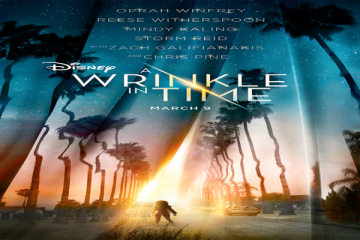 a wrinkle in time, fantasy, science fiction, adventure, d23, teaser, review, walt disney pictures