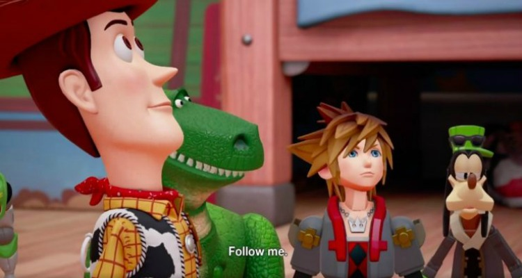 kingdom hearts 3, video game, sequel, d23 2017, playstation, trailer, review, square enix