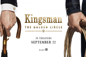 kingsman: the golden circle, sequel, action, spy, sdcc, trailer, review, 20th century fox