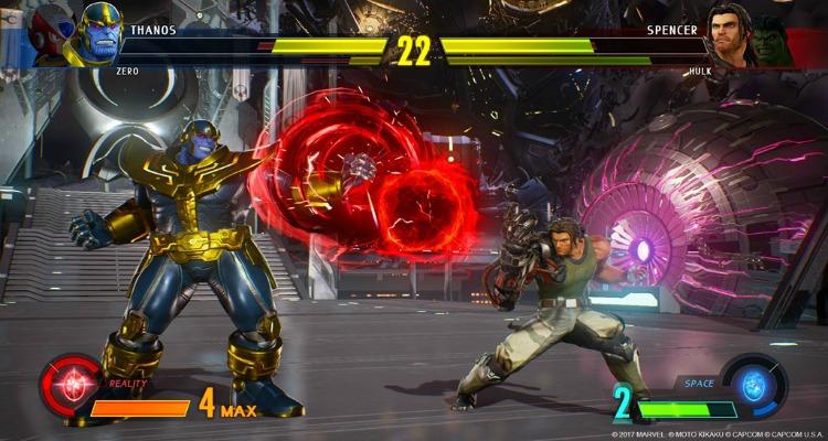 marvel vs. capcom infinite, video game, action, fighting, e3 2017, review, playstation 4, xbox one, capcom
