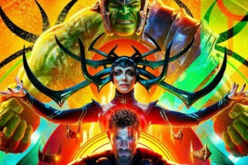 thor: ragnarok, superhero, marvel, comic con, marvel studios, trailer, review, walt disney pictures