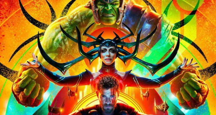 thor: ragnarok, superhero, marvel, comic con, marvel studios, trailer, review, walt disney pictures
