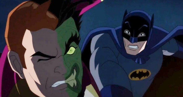 batman vs, two-face, animated, caped crusaders, sequel, coming soon, trailer, review, warner bros pictures