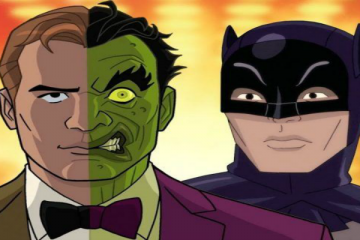 batman vs. two-face, animated, caped crusaders, sequel, coming soon, trailer, review, warner bros pictures