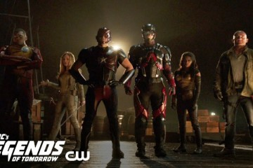 legends of tomorrow, superhero, action, adventure, season 3, comic con, trailer, review, the cw