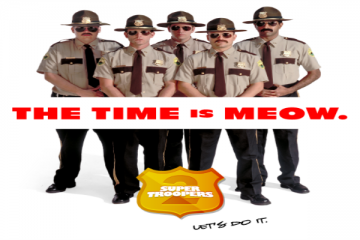 super troopers 2, comedy, sequel, teaser, review, fox searchlight pictures