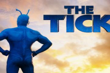 the tick, tv show, superhero, comic book, adaptation, trailer, review, amazon prime