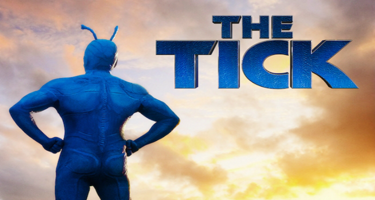 the tick, tv show, superhero, comic book, adaptation, trailer, review, amazon prime