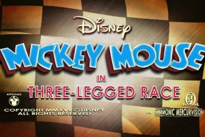 three legged race, mickey mouse, cartoon, season 4, review, disney channel