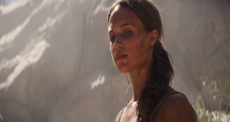 tomb raider, action, adventure, reboot, trailer, review, metro goldwyn mayer, warner bros pictures