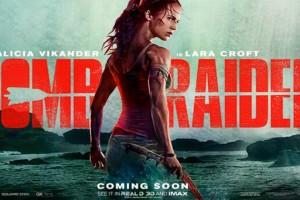tomb raider, action, adventure, reboot, trailer, review, metro goldwyn mayer, warner bros pictures