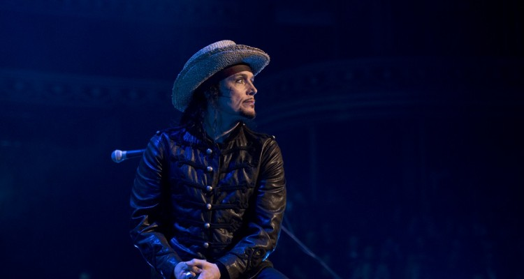 Adam Ant, ANTHEMS USA 1, web, pc Michael Sanderson