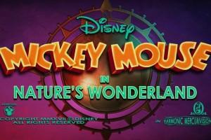 nature's wonderland, mickey mouse, cartoon, season 4, review, disney channel