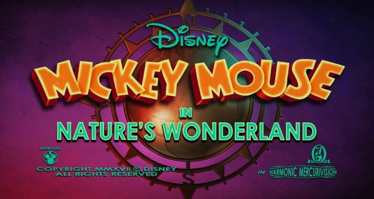 nature's wonderland, mickey mouse, cartoon, season 4, review, disney channel