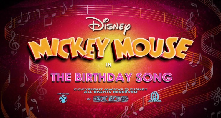 the birthday song, mickey mouse, cartoon, season 4, review, disney channel
