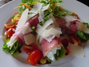 Parma Ham wrap