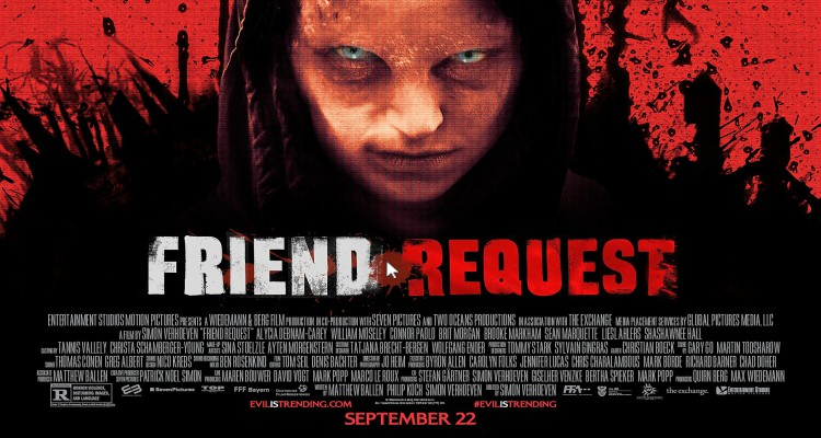friend request, supernatural, psychological, horror, worst films, top ten, 2017, warner bros pictures