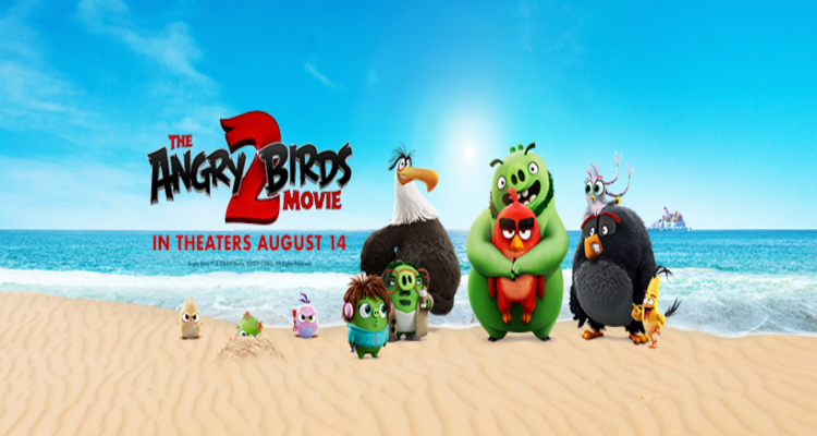 angry birds 2, sequel, computer animated, comedy, trailer, columbia picturesm sony pictures animation
