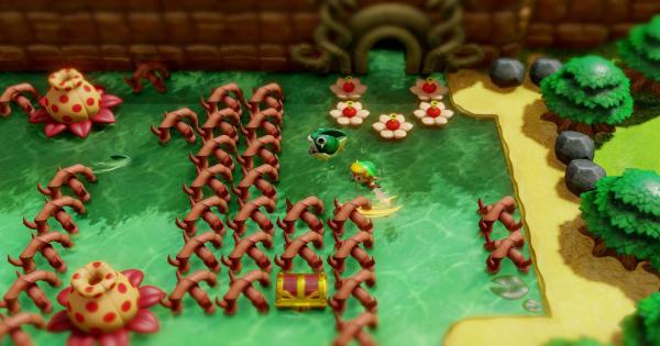 link's awakening, legend of zelda, video game, action, adventure, remake, trailer, nintendo switch, nintendo