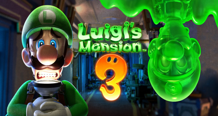 luigi's mansion 3, video game, sequel, action, adventure, trailer, next level games, nintendo switch, nintendo