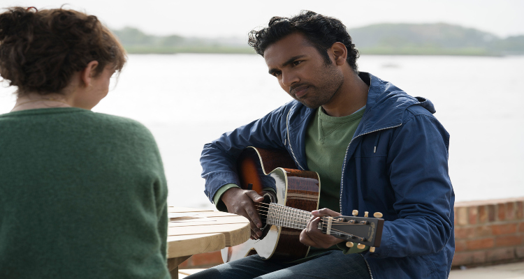 yesterday, musical, fantasy, himesh patel, lily james, ed sheeran, kate mckinnon, review, universal pictures