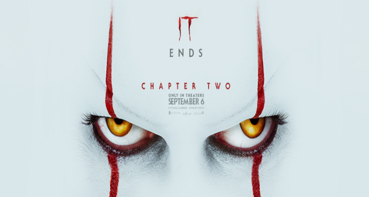 it: chapter two, sequel, horror, supernatural, stephen king, trailer, review, new line cinema, warner bros pictures