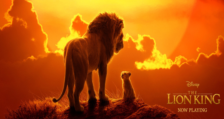 the lion king, remake, computer animated, musical, jon favreau, review, walt disney pictures