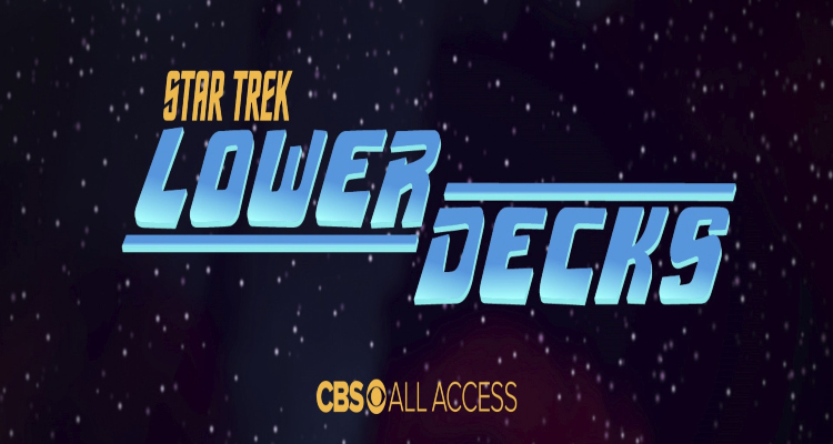 lower decks, star trek, tv show, animated, comedy, comic con, anouncement, cbs all access