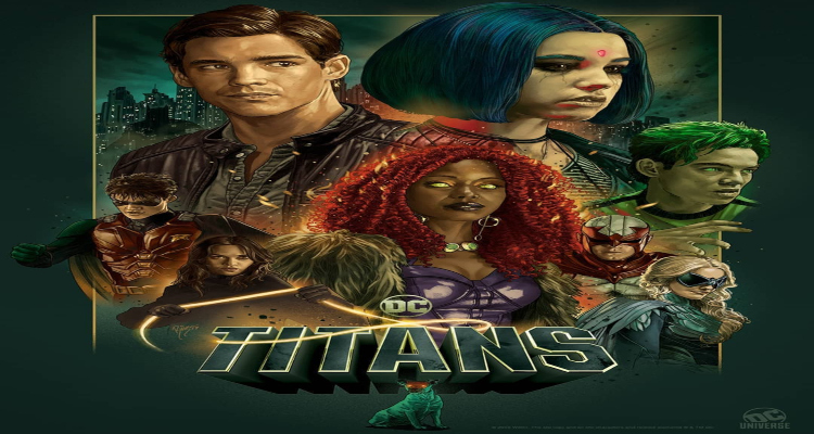 titans, tv show, action, adventure, drama, season 2, trailer, review, dc universe, warner bros television